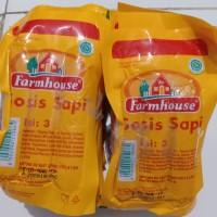 Sosis Sapi Farmhouse