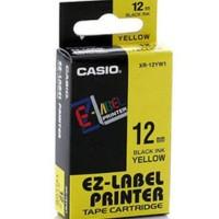 Pecah Harga Pita / Ez Label Tape Printer Casio 12Mm Berkualitas