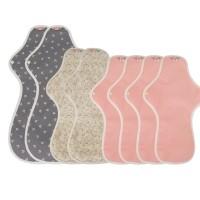 Postpartum Set Hannahpad pembalut kain 100% katun organik