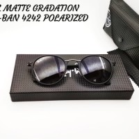 7c274e26e4f Unik kacamata Rayban 4242 sunglass polarized kualitas super Limited