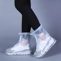 Grosir Cover Hujan Sepatu Anti Air Rain Shoes Mantel Jas Hujan Motor