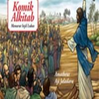 Komik Alkitab Menurut Injil Lukas