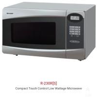 SHARP MICROWAVE R-230R(S)