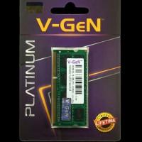 Sodimm V-Gen DDR3 8GB Ram Laptop