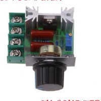 Dimmer SCR 2000W Motor Speed Controller PWM