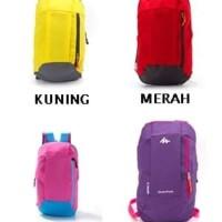 Tas Sporty Hiking Polyester Ransel Bagpack Pria Wanita Tas Gunung