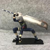 Harga figure kakashi hatake battle naruto zabuza sword kunai minato | Pembandingharga.com