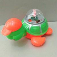 Mainan Kura-kura Turtle Fun Light & Sound