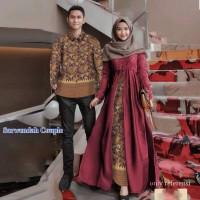 16f92b843 o sarwendah pakaian wanita maxi dress batik couple kemeja