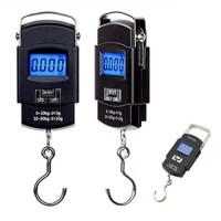Timbangan Gantung Digital / Portable Electronic Scale / Timbangan