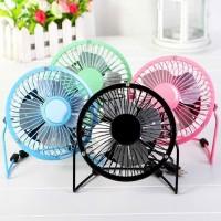 Kipas Angin Mini Usb / Usb Mini Fan / Portable Usb Fan / Kipas - Hijau