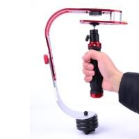 Gimbal Vlogger Stabilizer DSLR Tongsis Canon Nikon kamera GoPro Xiaomi