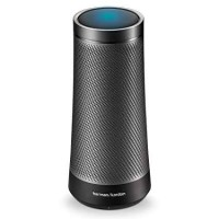 Harman Kardon Invoke Smart Speaker with Cortana - Graphite Black