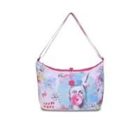 Exsport Monica Hapsari Duffle Bag - Pink / Tas Duffle Wanita