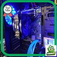 Promo PC Dekstop Komputer Server Xeon E3 1225 Mobo Intel S1200 RAM