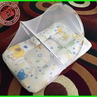 Kasur Bayi Bantal Guling Lipat Kelambu IMPORT Berkualitas