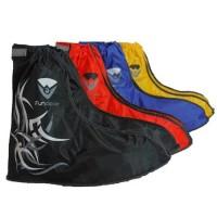 Jas Hujan Sepatu Cover Shoes Sarung Mantel Sepatu Anti Air Funcover