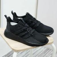 6533695771e6e Termurah Adidas Questar Flow Full Black Triple Black Original