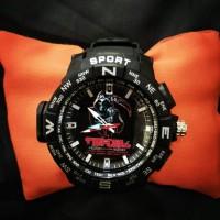 Jam Tangan Custom Warga PSHT Keren