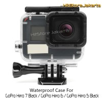 Waterproof Case For GoPro Hero 5 Black Housing Underwater IPX-8 45M