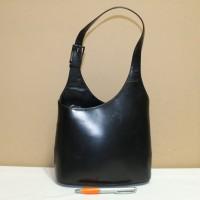 de3977d3bd80 Tas branded BRAUN BUFFEL BB150 Black glossy second bekas original