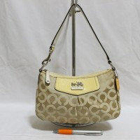 Tas branded COACH C271 Shoulder bag second bekas original 3ef97f2f6a