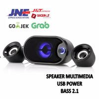 Harga speaker multimedia robot rs170 laptop komputer pc | Pembandingharga.com