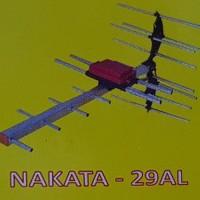 Antena outdoor NAKATA NK-29AL tv tabung dan tv led /kc 3465 Diskon