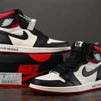 AIR JORDAN 1 HIGH RETRO NRG 'NOT FOR RESALE' (UNAUTHORIZED AUTHENTIC)