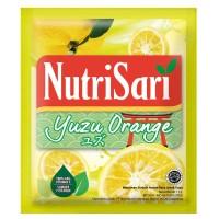 NutriSari Yuzu Orange (10 Sch)
