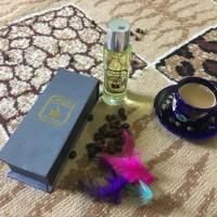 Caribbean Parfume Coffee 100ml - Parfum Mobil Penghilang Bau Rokok