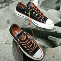4a16ec799483 Sepatu pria converse classic tali tan made in vietnam import