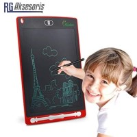 [ LCD DRAWING WRITTING 8.5 INCH ] Tablet Papan Tulis Gambar 8.5""