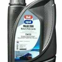 Unil Opal Pallas 5w30 Fully Synthetic Galon 5 liter