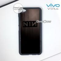 Casing Vivo V5 Plus Dark Nine Inch Nails Hard Case Custom