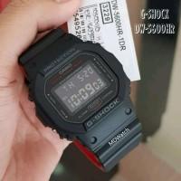 Produk Original Casio G-Shock DW-5600HR. Jam Tangan Pria.