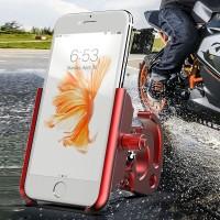 Bracket Holder Handphone Bahan Aluminium Cnc u Sepeda Gunung