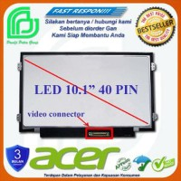 Layar Lcd-Led slim 10.1 Inch Laptop Acer Aspire One D270