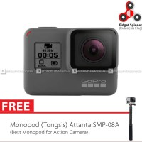 Gopro Hero5 Gopro Hero 5 Black Bonus Tongsis Attanta 08-A Spinindo