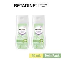 BETADINE™ FW Liquid Fresh and Active Lemon Verbena 50 mL Twin Pack