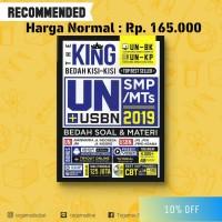 SMP/MTs UN + USBN 2019 The King Bedah Kisi Kisi