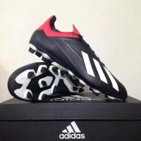 New Sepatu Bola Adidas X 18.4 FG Black Active Red BB9375 Original BNIB