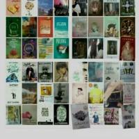 Harga bebas pilih 1paket 8 novel tere liye boy candra asma nadia wattpad | Pembandingharga.com