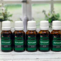 Peppermint 100% Pure Essential Oil Our Garden 15ml Aroma Terapi 15 ml