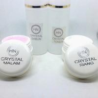 Cream HN Crystal original (POT SUDAH EMBOS) BUKAN ABAL ABAL