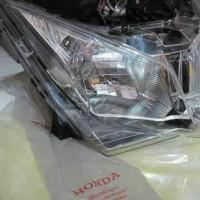 lampu depan/ reflektor vario 125 ori AHM onderdil top