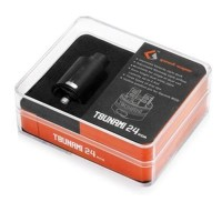 GC016 - Tsunami 24 mm Window Glass RDA - TANK VAPOR stok terbatas