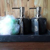 dispenser soap set tempat sabun hotel