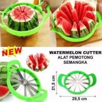 LANCAR REZEKI - Watermelon Cutter Pemotong semangka melon potong