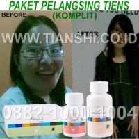 TERLARIS! Paket Pelangsing Lengkap Herbal Tiens (Tianshi) Paket Detox